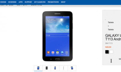 Samsung Galaxy Tab 3 Lite Wi-Fi with 7-inch display gets official