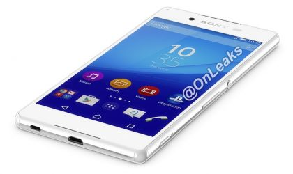 Alleged Sony Xperia Z4 Press Renders Hit the Web