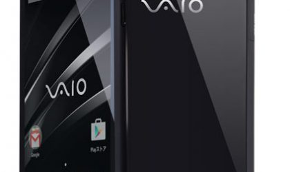 VAIO launches maiden Smartphone, strongly resembles the Panasonic Eluga 2
