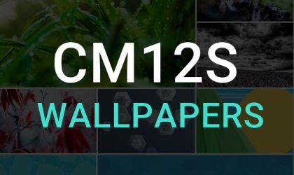 Download CM12S Wallpapers