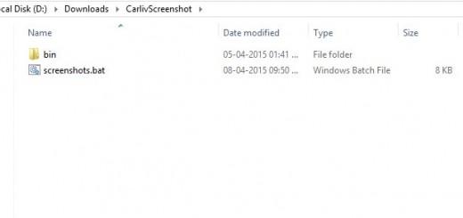 CarlivScreenshot 1