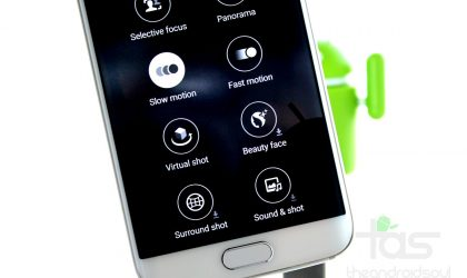 How to Record Slow Motion Video on Galaxy S6 and Trim/Edit it later