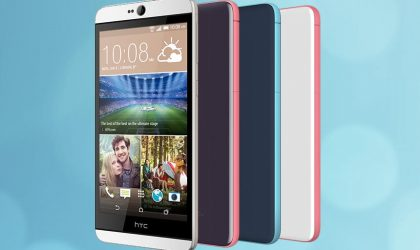 HTC's Desire 826 debuts in India, to come with a price tag of 25,990