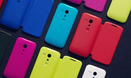 Original Moto G Android 5.1 update is here, via GPe