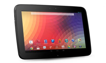 Nexus 10 Android 5.1 update based custom ROM now available!