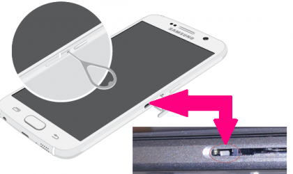 How to check Water Damage on Galaxy S6 and S6 Edge