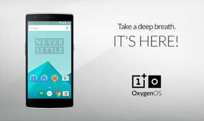 Download Oxygen OS for your OnePlus One right here