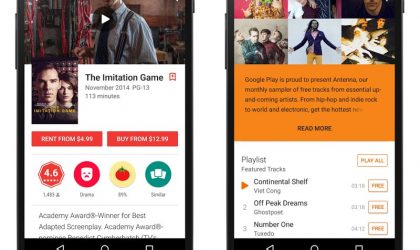 [APK] Google Play store 5.4.10 rolling out, makes status bar completely transparent for listings