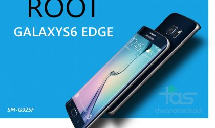 How to Root Galaxy S6 Edge SM-G925F
