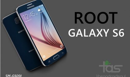 How to Root Galaxy S6 SM-G920I
