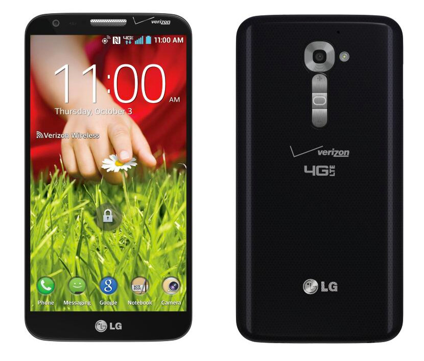 Verizon LG G2 VS980 Android 5.1 update
