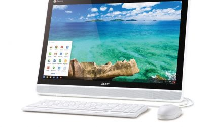 Acer Launches First All-in-One Touch Based Chromebase