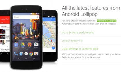 Google Outs Commercial Highlighting Arrival of Android 5.1 Update to Android One