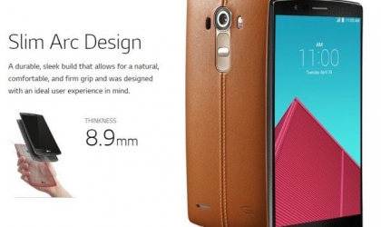 LG G series news: G4 may be coming with a slightly curved screen