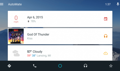 Get Android Auto on your Phone and Tablet with Auto Mate app