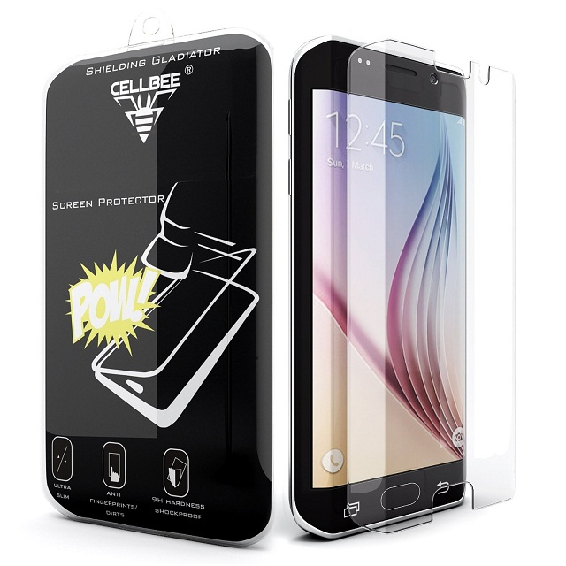 samsung galaxy s6 edge case with screen protector
