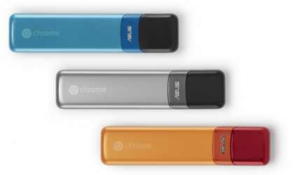 Asus and Google Launches Chromebit, a Chrome OS Device that Plugs into your TV