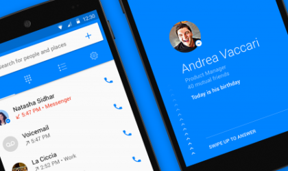 Facebook Hello Dialer App Launched with Caller ID, Auto Block and More