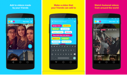 Record and Share Videos with Friends using Facebook's Riff App
