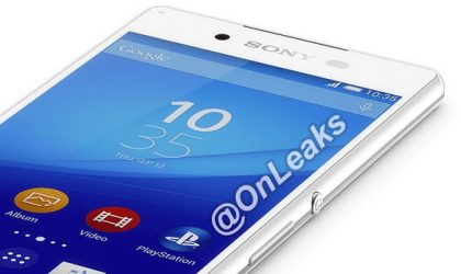 Sony phone passes through FCC certification, may be the Xperia Z4