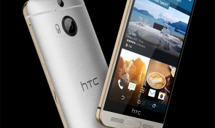 HTC One M9+ Launched with Fingerprint Sensor, Duo Camera and More