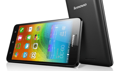 Lenovo A5000 with Long Lasting Battery Launched for Rs 9,999