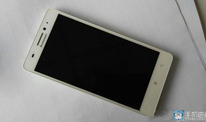 Lenovo A7600-m Alleged Photos and Specs Leak, To be Priced below 1000 Yuan
