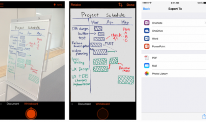 Microsoft's Office Lens Document Scanning App Launched for Android