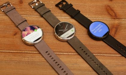 Moto 360 Sequel Codenamed 'Smelt' Reportedly in the Works