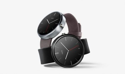 Moto 360 is Available via Google Store for just $165