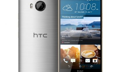 HTC One M9+ Priced Rs. 52500 in India, now available in stores