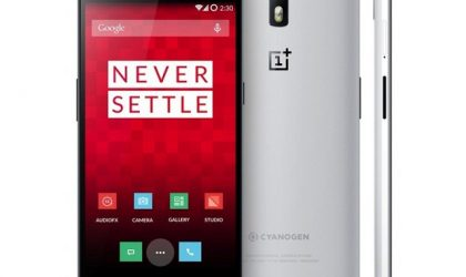 64 GB OnePlus One listed for sale on Flipkart