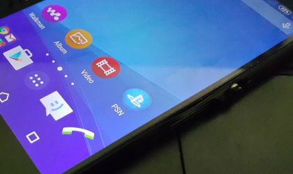 Latest Images of Sony Xperia Z4 Leak Online