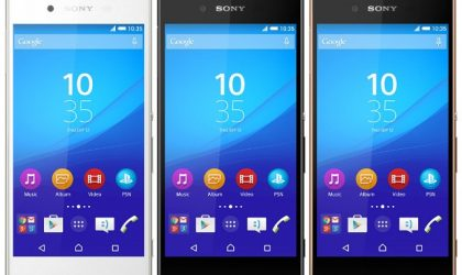 Sony Xperia Z4 to go official in Hong Kong and Taiwan next week