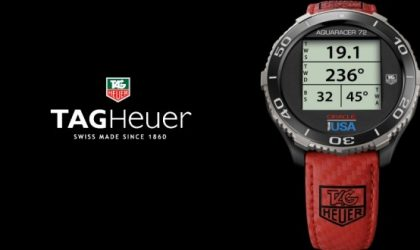 TAG Heuer Teams Up with Google and Intel to Work on Luxury Smartwatch
