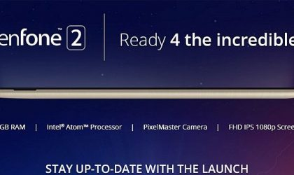 Asus ZenFone 2 Listed by Flipkart Prior to April 23 Launch Date