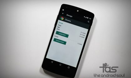 How to Clear App Data and Cache on Android M
