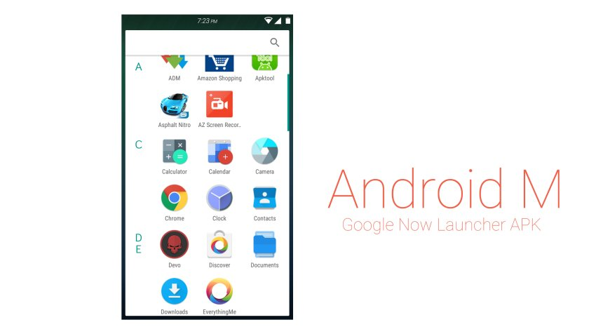 launcher 7 apk for android