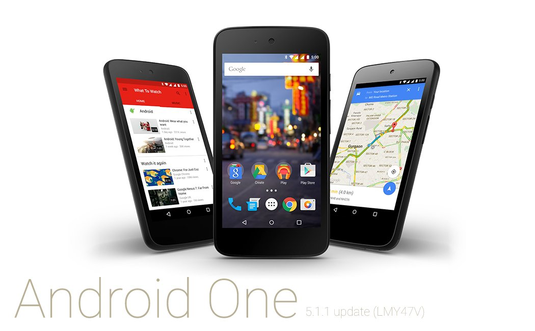 Download Android 5 1 1 OTA udpate for all Android One phones