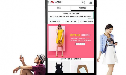Myntra going app only from May 15th, to bring a truly unique fashion shopping experience
