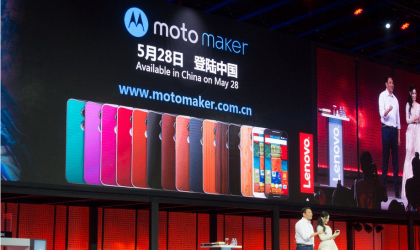 Moto Maker enters China: Customize your Motorola device before buying