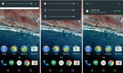 Android M features: Sound profile fixes