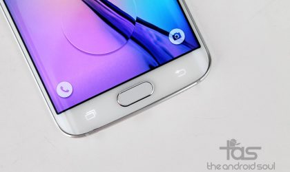 How to Fix T-Mobile Galaxy S6 Capacitive Buttons Always-on setting to Auto-off