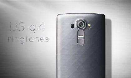 Download LG G4 ringtones