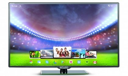 Mitashi launches 50 inch Smart television in India