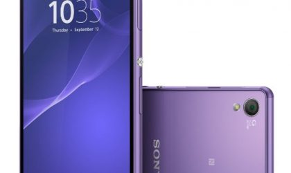 """Sony Xperia Z3 """"Purple soft"""" and """"Silver Green"""" color now available in India as limited editions"""