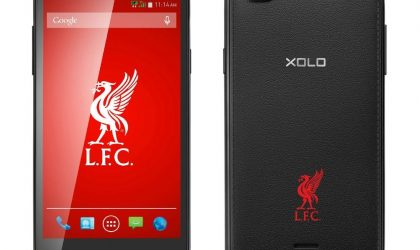 Xolo releases the One Liverpool FC edition, available for sale via Snapdeal