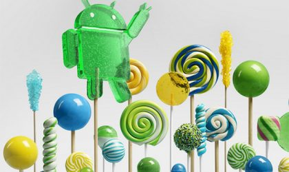 Google Releases Android 5.1.1 Lollipop Factory Images for Nexus 10 and Nexus 7