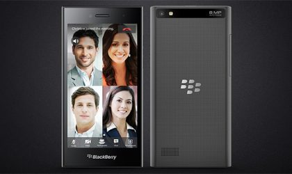 BlackBerry Leap Launched in India, Focuses on Startups