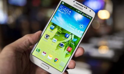 "Sprint Galaxy S4 Android 5.0 Lollipop update now rolling out with build L720VPUGOD2, may also come with ""Factory Reset Protection"""
